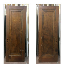 "D16149 - Single Antique Interior ""Miracle"" Door 28"" x 79-1/2"""