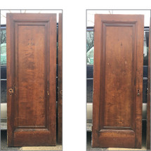 "D17005 - Single Antique Interior ""Miracle"" Door 30"" x 80"""