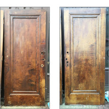 "D17008 - Single Antique Interior ""Miracle"" Door 34"" x 79-1/2"""