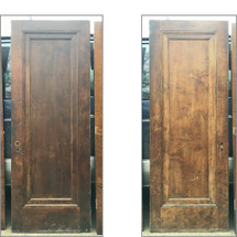 "D17009 - Single Antique Interior ""Miracle"" Door 30"" x 80"""