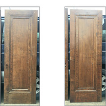 "D17011 - Single Antique Interior ""Miracle"" Door 28"" x 80"""