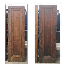 "D17012 - Single Antique Interior ""Miracle"" Door 24"" x 80"""