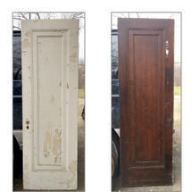 "D17006 - Single Antique Interior ""Miracle"" Door 26-1/4"" x 79-1/2"""