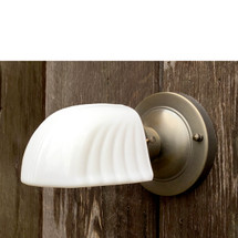 L17057 - Antique Revival Period Bathroom Sconce