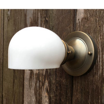 L17063 - Antique Revival Period Bathroom Sconce