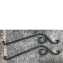 S17025 - Pair of Antique Brackets