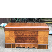 F17046 - Antique Blanket Chest