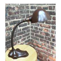 L17108 - Antique Art Deco Flexible Desk Lamp