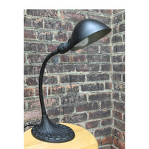L17109 - Antique Art Deco Flexible Desk Lamp