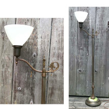 L17119 - Antique Floor Lamp