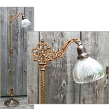 L17120 - Antique Bridge Lamp