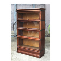 "F17075 - Antique ""Macey"" Barrister Bookcase"