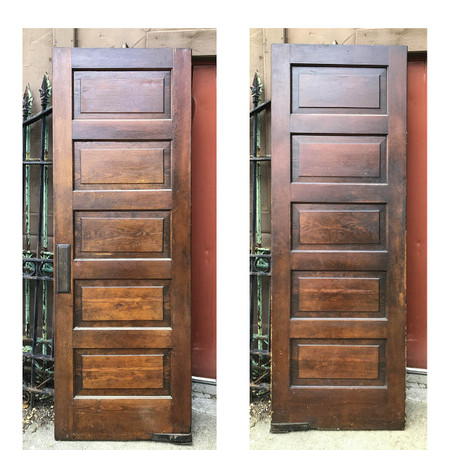D17108 - Single Antique  Butler  Door 30  x 84  : butler door - pezcame.com