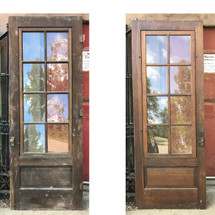 "D17111 - Single Antique Screen/Storm Door 32"" x 85"""