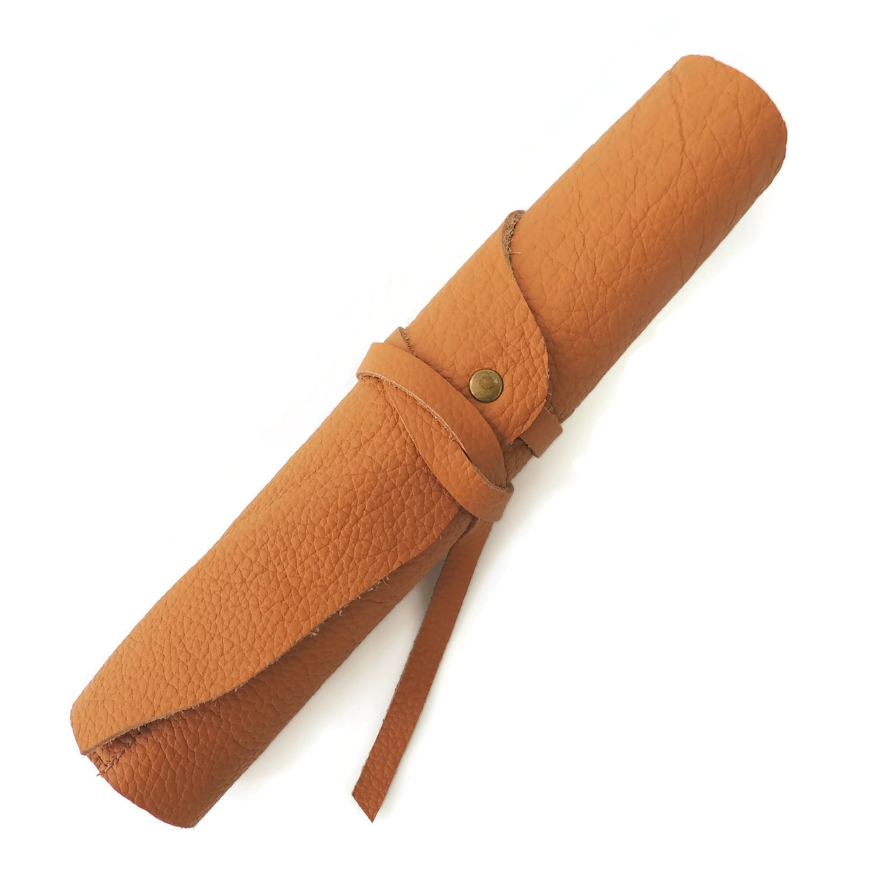 Tool Wrap in Natural Leather