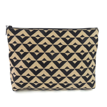 Carryall Clutch in Harper
