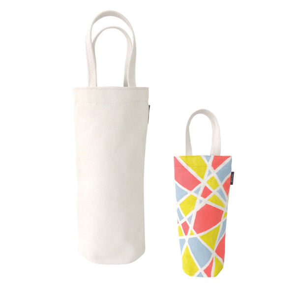 P.I.Y Primed Canvas Wine Tote