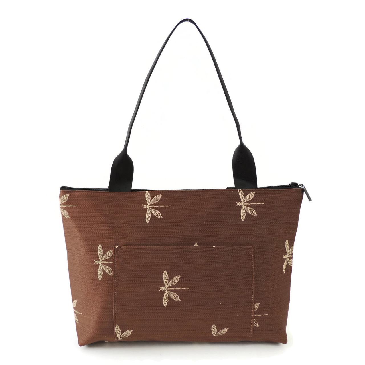 Ruby Bag in Dragonfly Chocolate