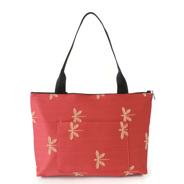 Ruby Bag in Dragonfly Rose