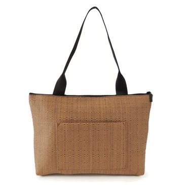 Ruby Bag in Rattan Havana