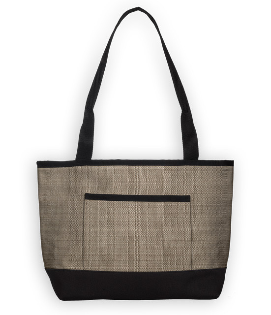 The Baby Tote Bag in Rattan Istanbul.