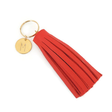 Red Mini Tassel