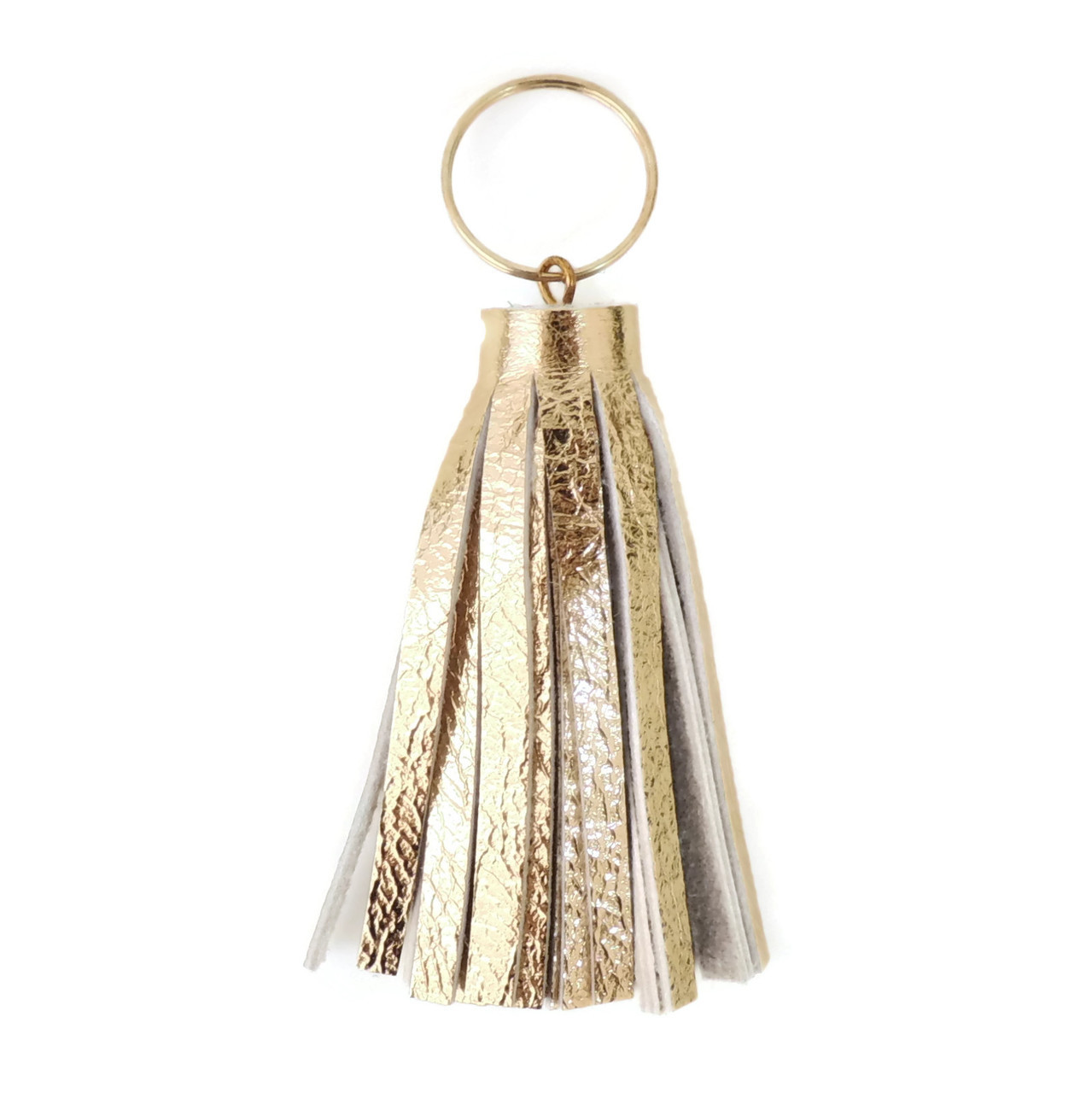 Gold Mini Tassel