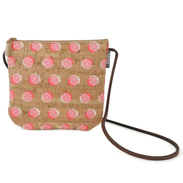 Sidekick in Pink Dandelion Cork