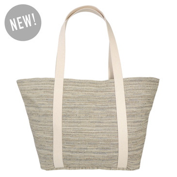 Beach Tote in Sandstone