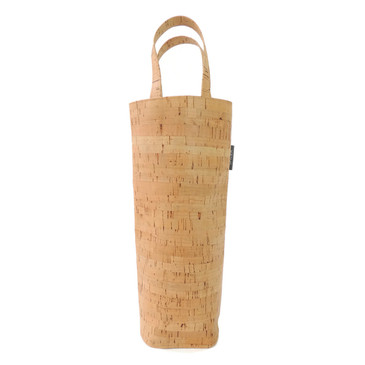 Wine Tote in Cork Dash
