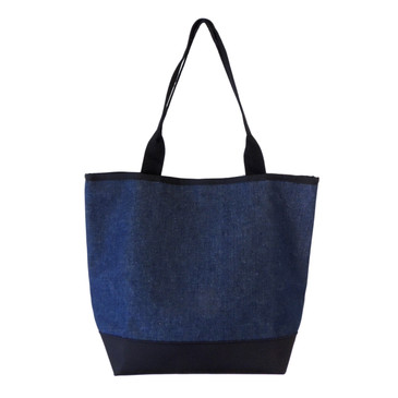 Signature Tote in Knoxville Denim