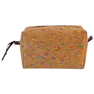 On the Move Bag in Multicolor Cork