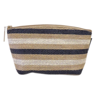 Small Standing Pouch in Stinson Jute