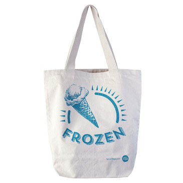 Frozen Food Grocery Tote