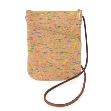 Social Bag in Multicolor Cork