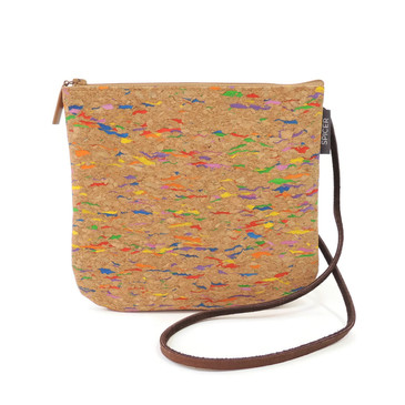 Sidekick in Multicolor Cork