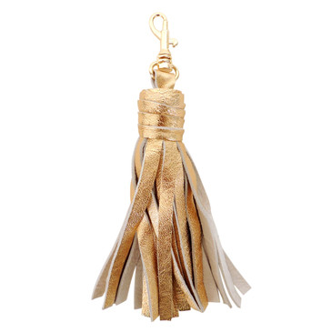 Small Gold Tassel