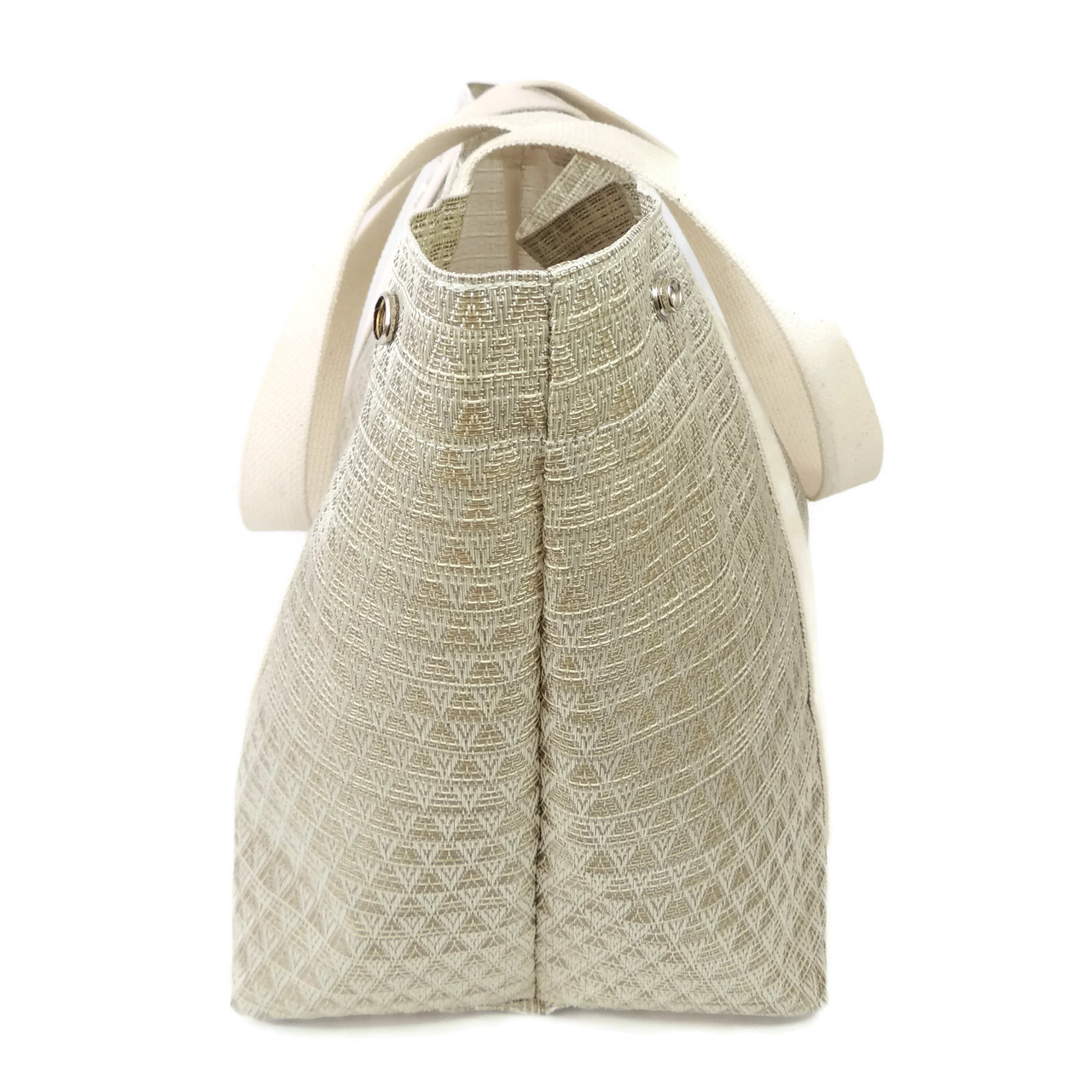 Beach Tote in Seashell