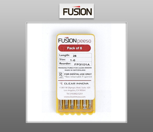 Fusion Peeso (28MM) Peeso Reamers