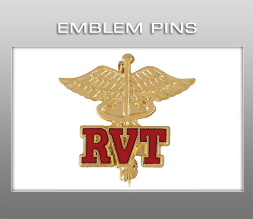Prestige  Registered Veterinary Technician Pin