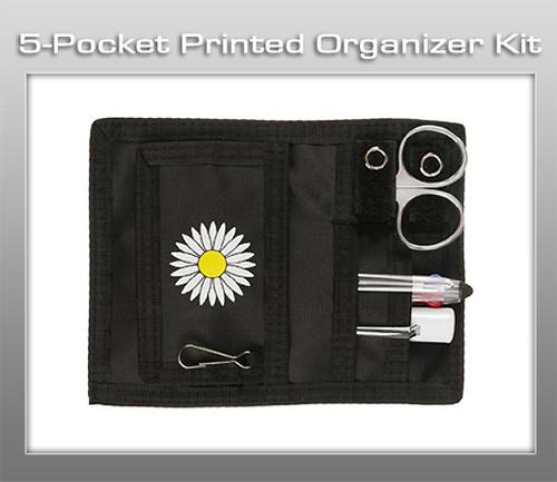 Prestige 5-Pocket Medical Printed Organizer Kit