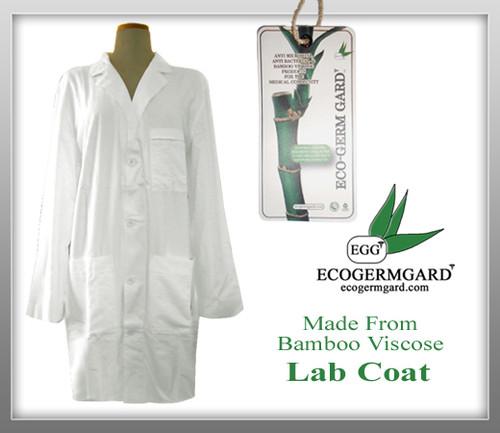 ECO-GERM GUARD 3 Pocket Lab Coat