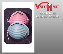 Valumax Molded Cone Masks  ( Box of 50 )