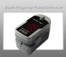 Prestige Basic Fingertip Pulse Oximeter - Grey