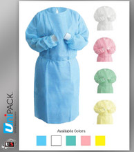 UNIPACK Isolation Gown