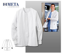 Meta Labwear Unisex Warm-Up Jacket