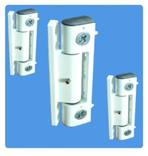 Neon Adjustable Butt Hinge for UPVC Doors - bulk buy