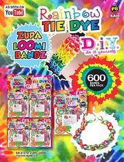 Zupa Loomi Bandz- Tie Dye 600 Pack