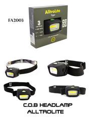 Alltrolite C.O.B. Headlamp With 3 Modes