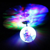 Flashing Flying Heli Ball With Multicolor LED Lights